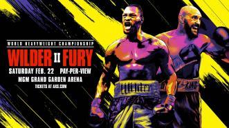 Wilder-Fury 2 Hits Hard During Super Bowl LIV