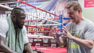 Jay Deas: Wilder-Ortiz 2 Will Explode A Lot Quicker