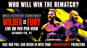 POLL: Who wins in Deontay Wilder vs Tyson Fury 2?