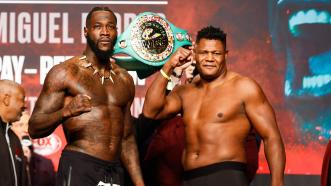 Deontay Wilder, George Foreman and more join the PBC Podcast