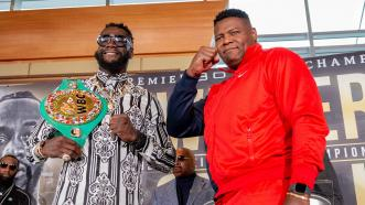 Wilder vs. Ortiz PBC Fight Camp Draws Record 2.2 Million Viewers