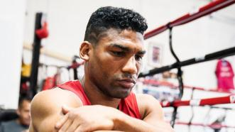 "Yuriorkis Gamboa Knows All About the ""It"" Factor"