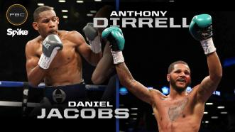 Anthony Dirrell Daniel Jacobs