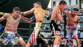 santa cruz vs avalos and mares vs gutierrez