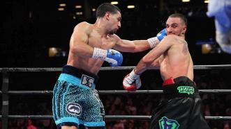 Garcia vs Malignaggi