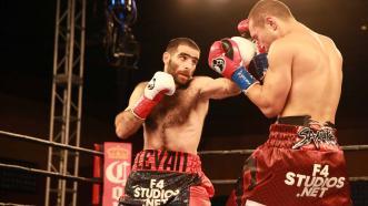 Lipinets vs Ghvamichava: March 15, 2016