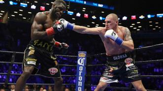 Glowacki vs Cunningham: April 16, 2016