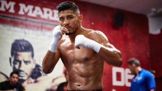 Getting to know Abner Mares