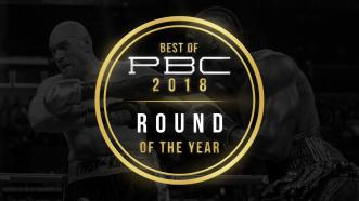 Best of PBC 2018: Round of the Year