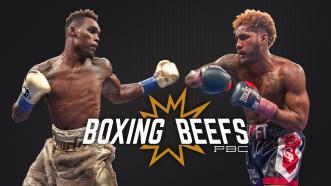 PBC Boxing Beefs: Jermell Charlo vs Jarrett Hurd