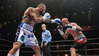 Galarza vs Smith full fight: September 16, 2016
