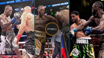 Deontay Wilder breaks down his top 3 knockouts