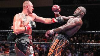 Wilder vs Duhaupas full fight: September 26, 2015