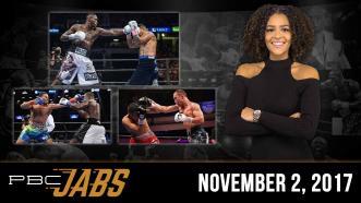 PBC Jabs: November 2, 2017