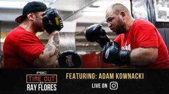 Adam Kownacki opens up about his first career loss