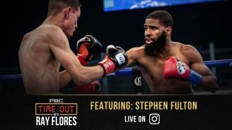 Stephen Fulton breaks down Angelo Leo's fight style