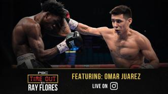 Omar Juarez Previews his August 8 Battle with Willie Shaw