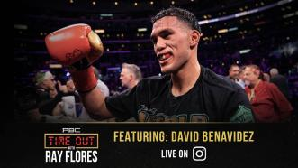 David Benavidez Puts the Super Middleweight Division on Notice