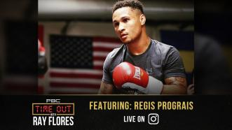 Regis Prograis is on a Journey for Greatness