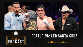 Leo Santa Cruz is Poised to Make History