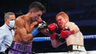 Barrios vs Karl - Watch Fight Highlights   October 31, 2020