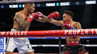 Prograis vs Heraldez - Watch Fight Highlights | October 31, 2020