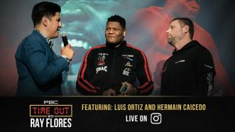 Luis Ortiz Eyes Andy Ruiz