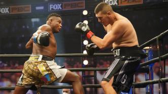 Ortiz vs Flores - Watch Fight Highlights | November 7, 2020