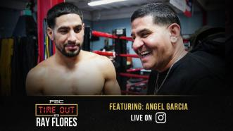 "Angel Garcia: ""We're Gonna Expose Spence!"""