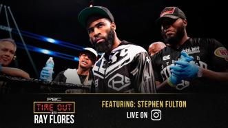 Stephen Fulton Plans to Bring a World Title Home to Philly