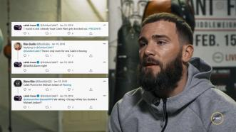 Caleb Plant Calls Out Caleb Truax for 2016 Tweets