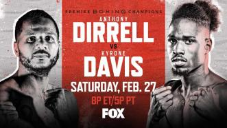 Dirrell vs Davis PREVIEW: February 27, 2021