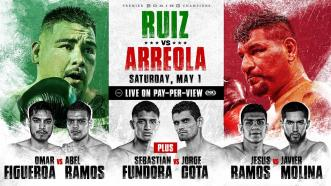 Ruiz Jr. vs Arreola PREVIEW: May 1, 2021 | PBC on FOX PPV