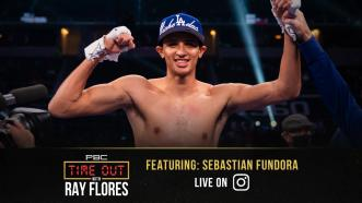 """Sebastian """"The Towering Inferno"""" Fundora Is an Equal Opportunity Fighter"""