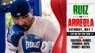 Chris Arreola Reveals His Two Biggest Assets Going Into His Fight With Andy Ruiz Jr.
