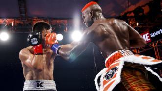 Colbert vs Nyambayar - Watch Fight Highlights   July 3, 2021
