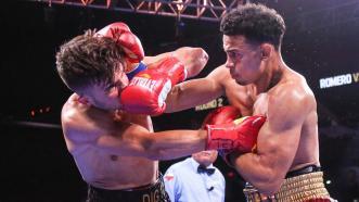 Romero vs Yigit — Watch Fight Highlights   July 17, 2021