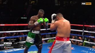 Ajagba vs Demirezen - Watch Fight Highlights | July 20, 2019