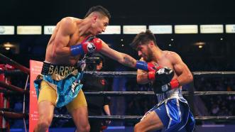 Barrios vs Zamora - Watch Video Highlights | February 9, 2019