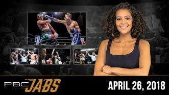 PBC Jabs: April 26, 2018