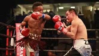 Warren vs Zhakiyanov Full Fight: February 10, 2017 - PBC on Bounce