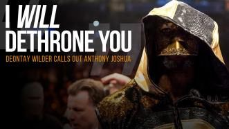 Deontay Wilder Calls Out Anthony Joshua