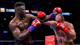 Ajagba vs Kiladze - Watch Fight Highlights | December 21, 2019