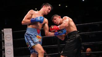 Figueroa vs Escandon - Watch Video Highlights   September 30, 2018