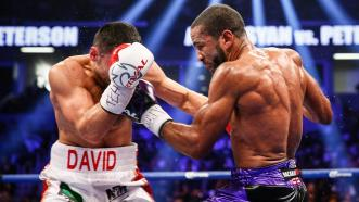 Avanesyan vs Peterson Full Fight: Feb. 18, 2017 - PBC on Showtime