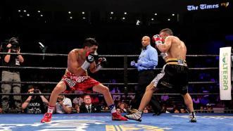 Barrios vs Boschiero highlights: July 9, 2016