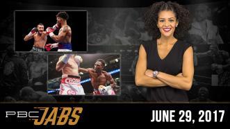 PBC Jabs: June 29, 2017