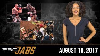 PBC Jabs: August 10, 2017