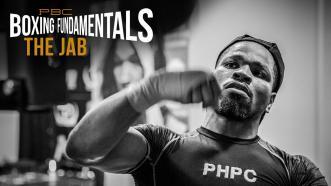 PBC Boxing Fundamentals: The Jab