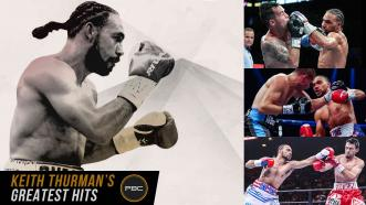 Keith Thurman's Greatest Hits